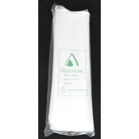 Clear 50um Plastic Bags 280mm x 75mm Pack/100 Gst Included