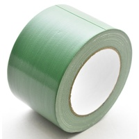 Cloth Tape Green 72mm x 25m  Price Includes Gst