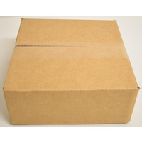 Obsolete Cardboard Carton 205mm x 205mm x 85mm Pack/25 Price Includes Gst
