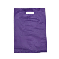 Large  Purple Boutique Bags Die Cut Handle 530mm x 415mm Pack/100