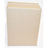New Cardboard Carton 190mm x 105mm x 260mm Pack/100 Gst Included