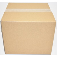 New Cardboard Carton 250mm x 250mm x 200mm Price Includes Gst