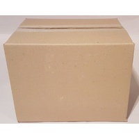 New Cardboard Carton 272mm x 203mm x 204mm Pack Of 100 Boxes  Price Includes Gst