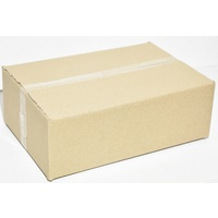 New Cardboard Carton 275mm x 192mm x 90mm Pack/25 Price Includes Gst