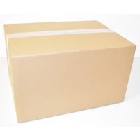 New Cardboard Carton 348mm x 262mm x 237mm Pack/100 Gst Included