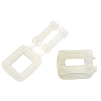 12mm Plastic Buckles  Suits 12mm PP Strapping Pack/100