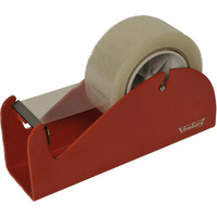 Tape Dispenser H/Duty 50mm Metal Benchtop Gst Included